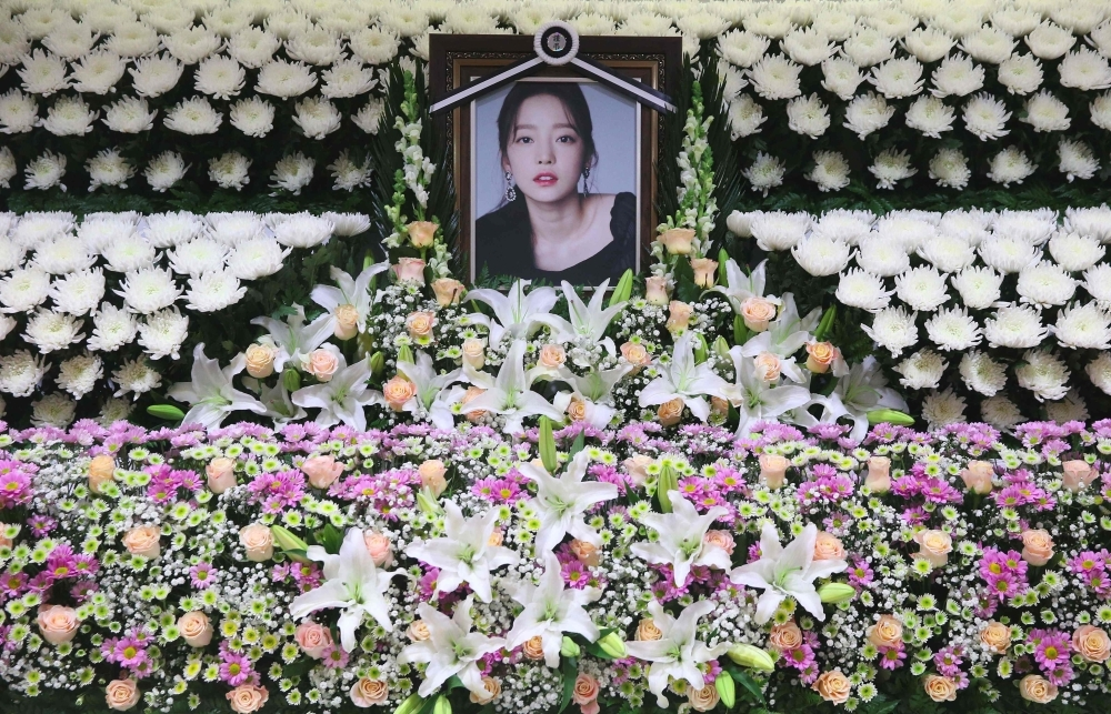 Goo Hara, K-pop star of Kara fame, found dead