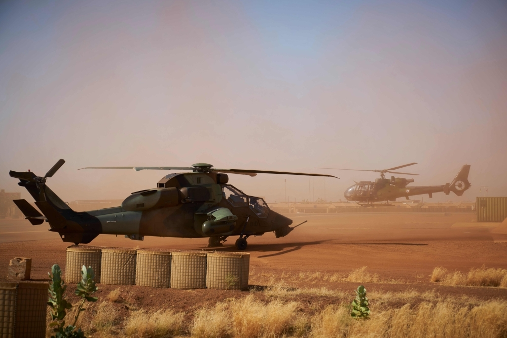 French soldiers killed as 2 helicopters collide during Mali anti-terror raid