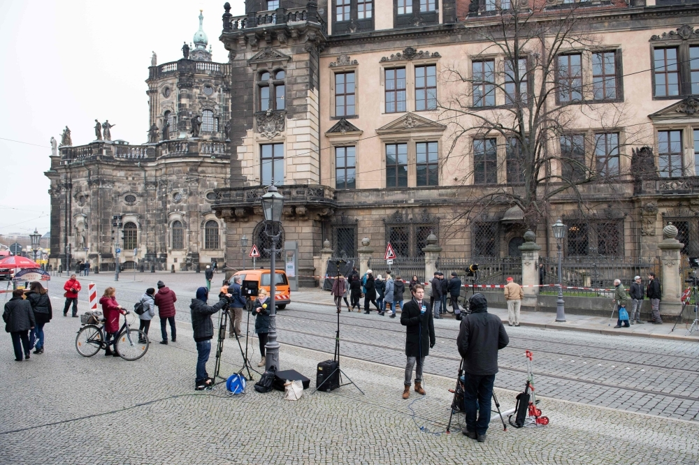 Thieves empty German museum of €1 billion in jewels and treasures