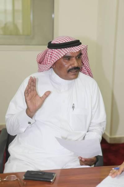 Saleh Sarhan Al-Ghamdi, director of HRC in Jeddah. — Okaz photo