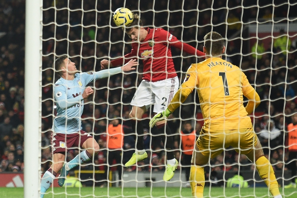 Man Utd Lose More Ground On Top Four After Villa Draw Saudi Gazette