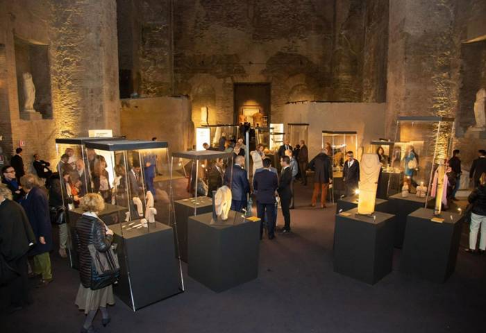 'Roads of Arabia' in Rome attracts record 6,500 visitors in one day