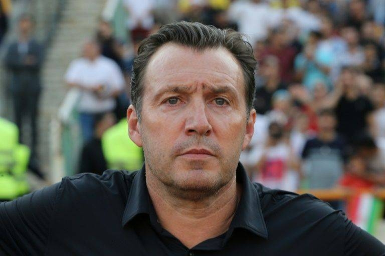Belgian Marc Wilmots announced he was leaving his position as coach of Iran after six matches in charge.
