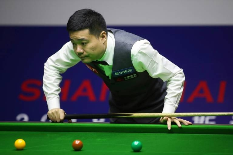 Ding Junhui signaled he may be returning to his form of 2017 with a 6-4 victory over Rocket Ronnie O'Sullivan in the last 16 of the UK Championship ruining the English legend's 44th birthday. — AFP
