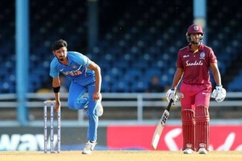 Cricket is to trial using a TV umpire instead of the on-field official to call no-balls in the series between India and West Indies.