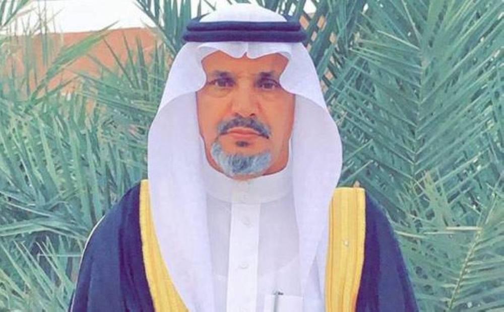 Saad Al-Shamrani, one of Muhammad Al-Shamrani's uncles.