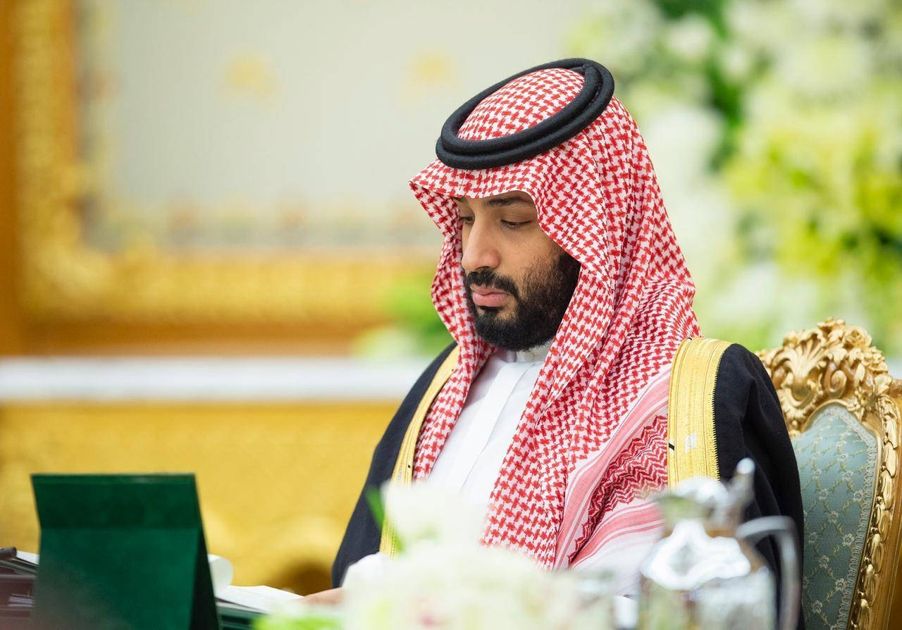 Crown Prince: Our goal is to create a vibrant society and thriving economy
