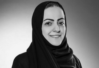 Rania Nashar, Samba Financial Group CEO.