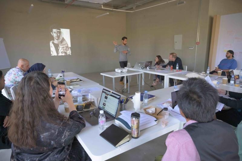 Art Jameel's Hayy:Learningprogram draws to a close