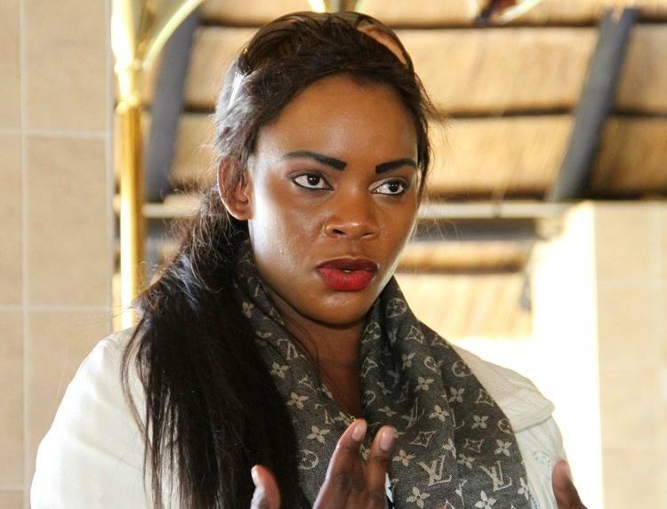 Marry Mubaiwa,wife of vice-president Constantine Guvheya Nyikadzino Chiwenga, was arrested by Zimbabwe's anti-graft commission.