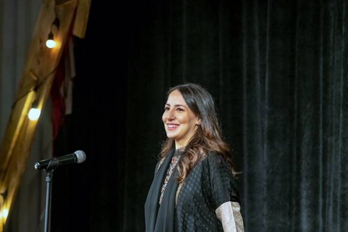 Sawsan Al-Bahiti hopes to present a Saudi Arabian opera that would to be successful across the world.
