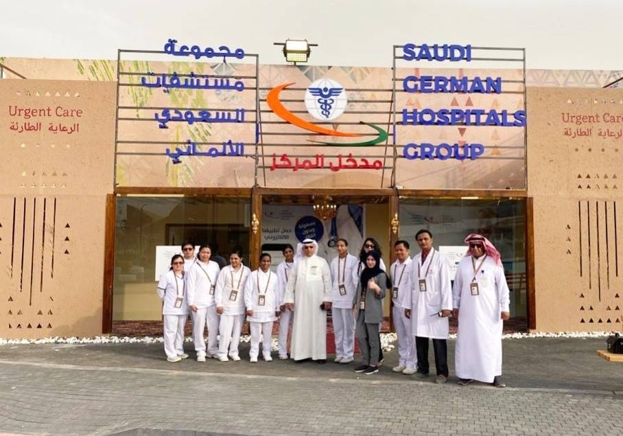 Saudi event organizers tapSGH as health partner forits innovation, excellence