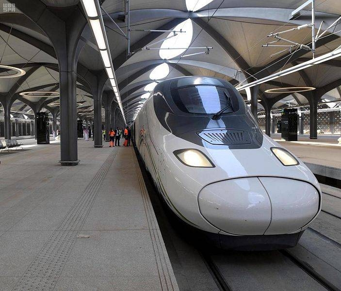 The Haramain Train had resumed on Dec. 18 its services between Makkah and Madinah after a gap of over two and a half months.