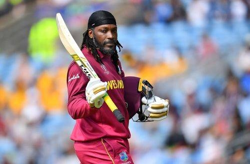 West Indies batting star Chris Gayle has swatted away talk of his retirement from cricket soon, suggesting he wants to be at the crease for at least five more years.