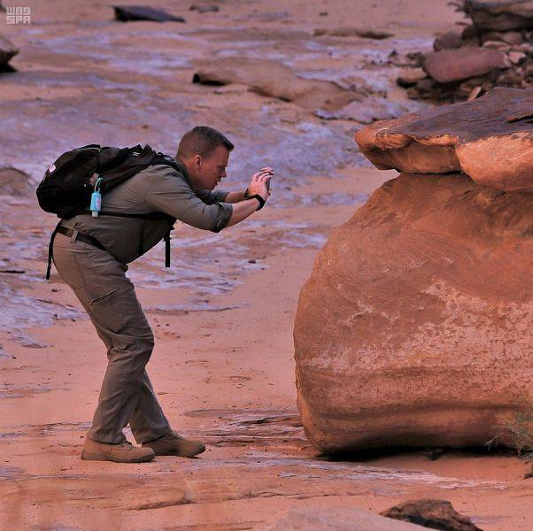 Al-Ula makes history as it woos global tourists to winter of Tantura