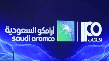 Aramco's shares closed at SR35 ($9.33) last Thursday, valuing the company at $1.87 trillion and continuing its reign as by far the most valuable company in the world. — Courtesy photo