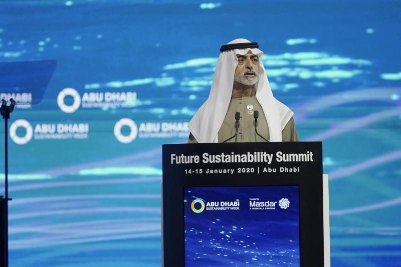 Sheikh Nahyan bin Mubarak Al Nahyan