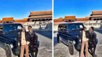 Photos of women drivers went viral. —  Courtesy photo