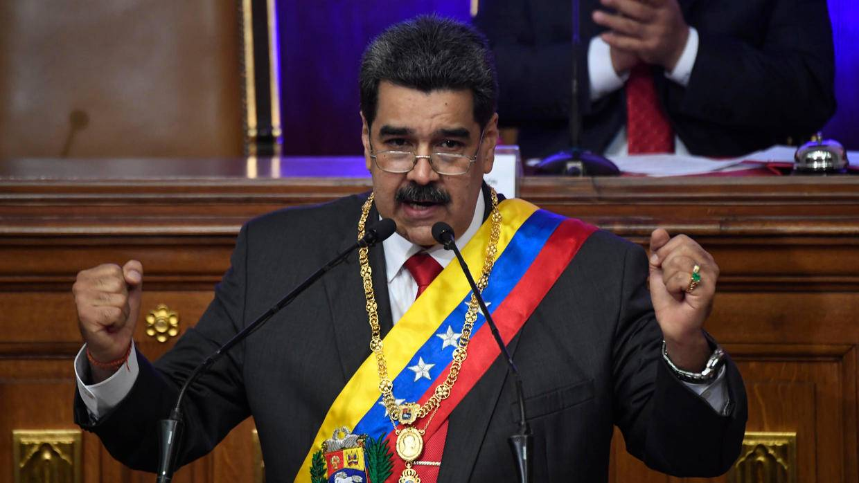 Venezuelan President Nicolas Maduro. -Courtesy photo