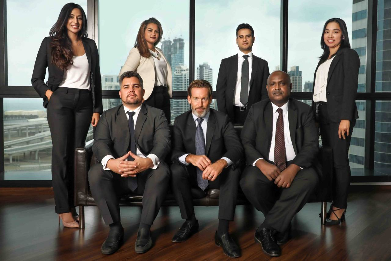 Banks Legal team
