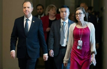 Many legal experts and analysts lauded the performance of Representative Adam Schiff, head of the House of Representatives' prosecution team in the impeachment. — AFP