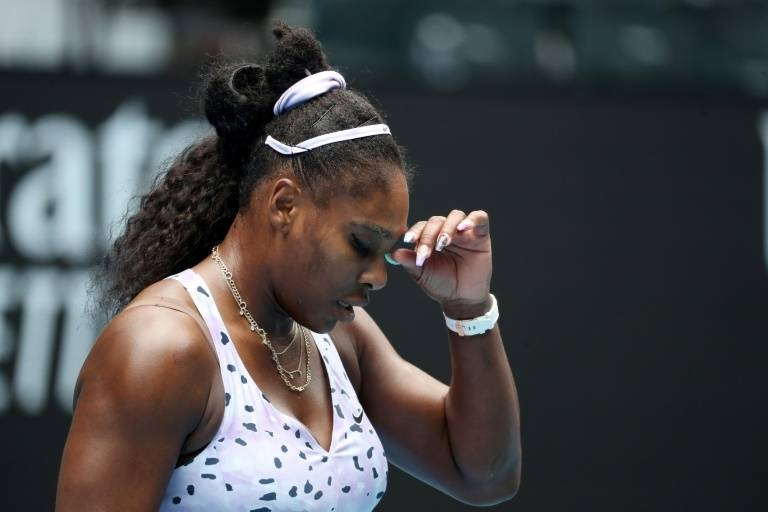 Serena Williams is a seven-time champion in Melbourne. — AFP