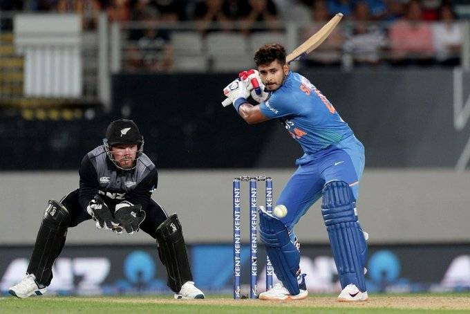 Shreyas Iyer proved his mettle once again as India chased down 204 with six wickets in hand to win the first T20 against New Zealand in Auckland on Friday.