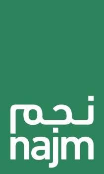 Najm new logo