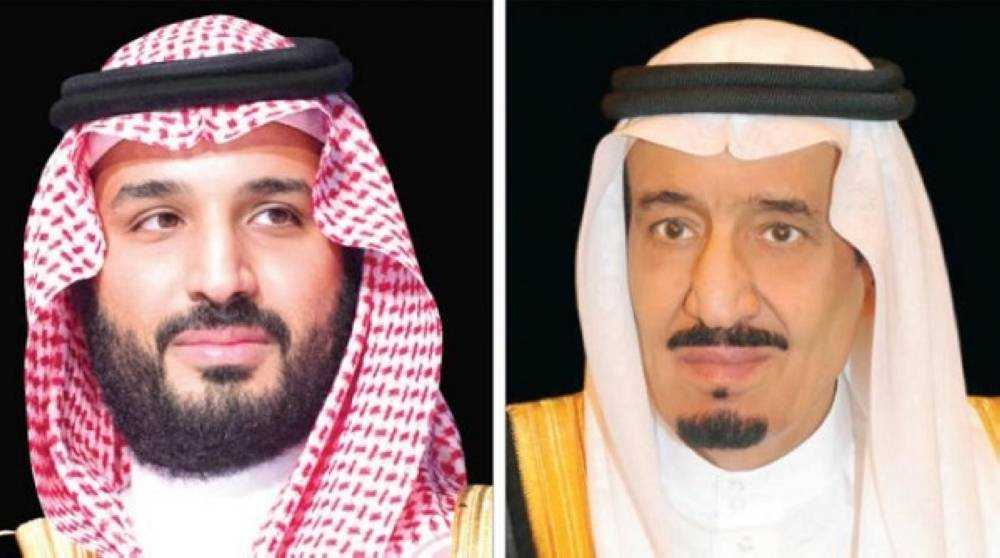 King, Crown Prince offer condolences to Erdogan