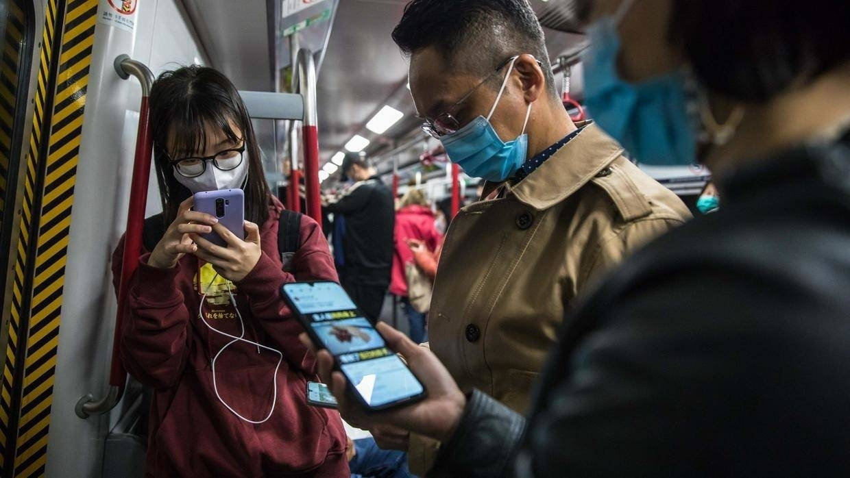 Scientists at the University of Hong Kong (HKU) presented a briefing warning that the spread of the deadly SARS-like virus that first emerged in the Chinese city of Wuhan was accelerating. — AFP