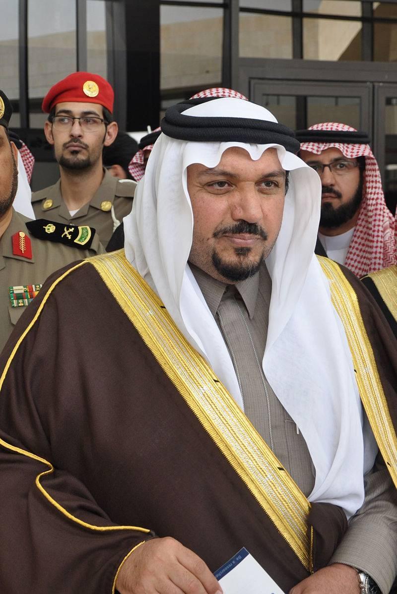Emir of Qassim Prince Faisal Bin Mishaal