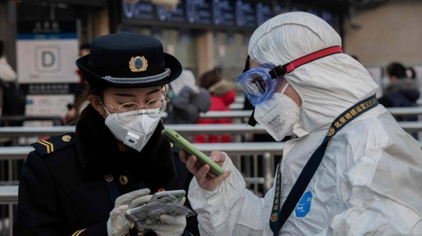A renowned scientist at China's National Health Commission told the official Xinhua news agency that the new viral outbreak could peak in 10 days. — AFP