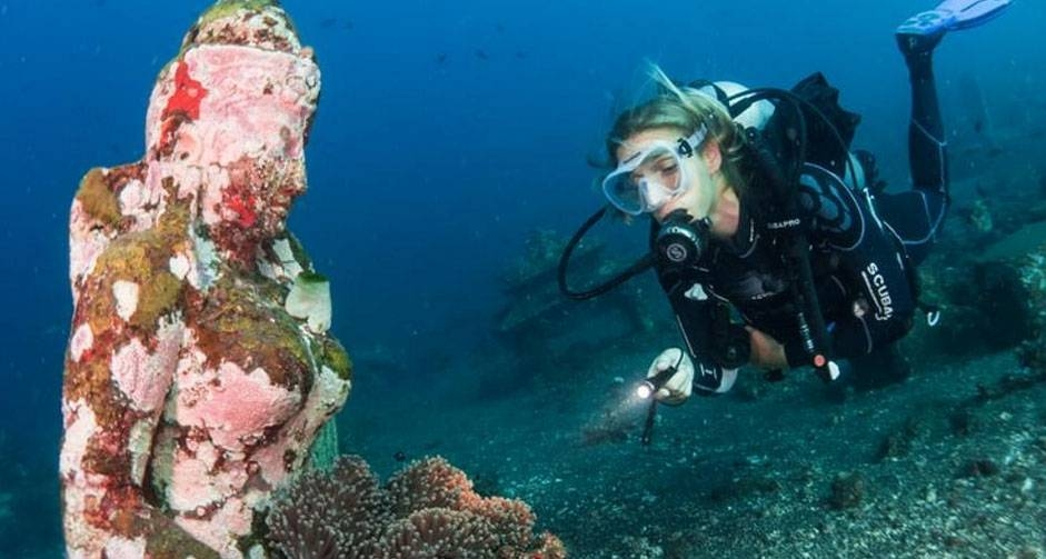 Shipwreck diving to help boost Greek tourism