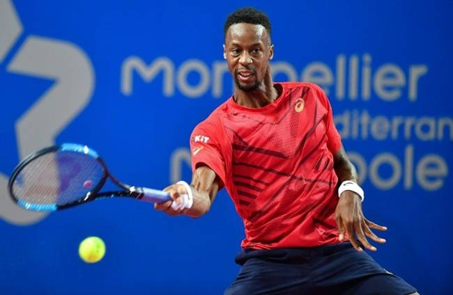 Monfils beats Pospisil to continue French dominance in Montpellier