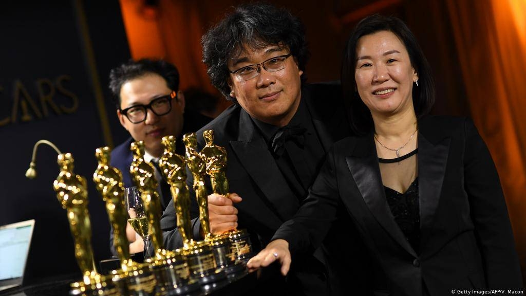 The film, shot in Korean and without any international cast members, achieved a feat that could potentially be game-changing. — AFP