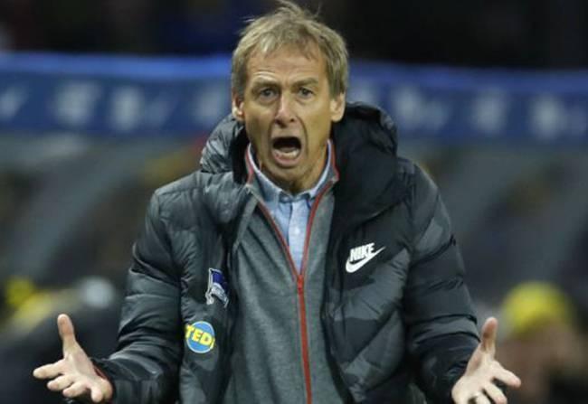 Klinsmann quits as Hertha Berlin boss Soccer / 11 hrs