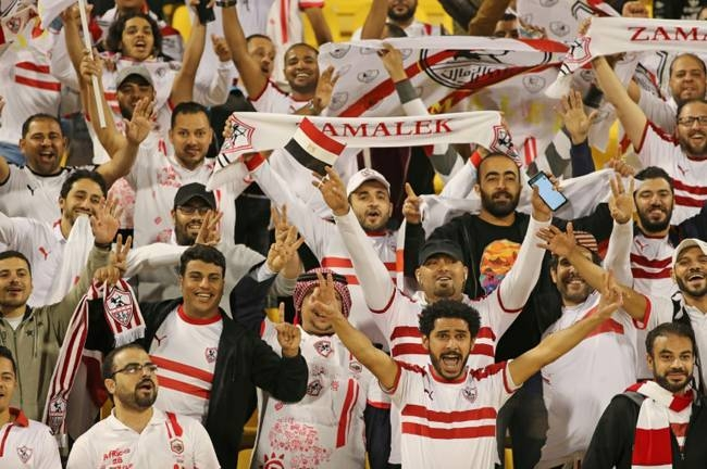 Egypt's Zamalek outclassed Tunisia's Esperance 3-1 in the CAF Super Cup in Doha on Friday, driven by a duo of inspired goals by Achraf Bencharki.