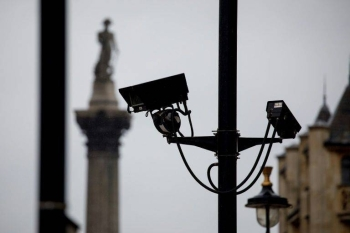 The EU Commission's digital policy chief Margrethe Vestager compares facial recognition technology to the rise of CCTV security in city centers. — AFP