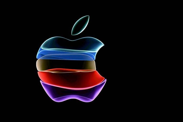 US tech giant apple said that all of its stores in China