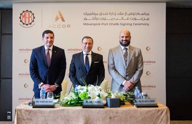 Accor, a world-leading augmented hospitality group, is cementing its leadership position on Egypt's Red Sea Riviera after signing a management agreement for a Mövenpick resort in the fast-growing city of Marsa Alam.