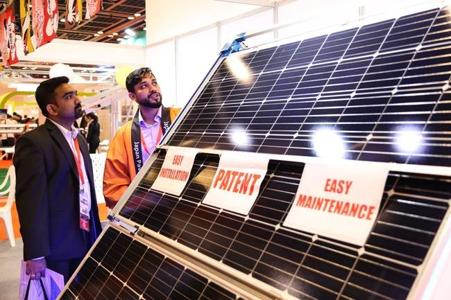 Saudi Arabia's renewable-focused future to boost local manufacturing.