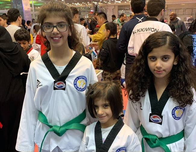 More than 500 Saudi male and female taekwondo players from various schools and clubs across Riyadh participated in the first recently-held training session in Riyadh.