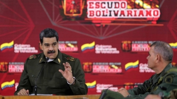 The US is one of more than 50 countries that have recognized opposition leader Juan Guaido as Venezuela's interim president after Maduro's 2018 re-election was widely denounced as rigged. — AFP