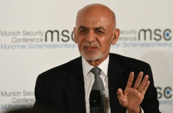 Ashraf Ghani has won a second term as president of Afghanistan according to official results released five months after the election. — AFP