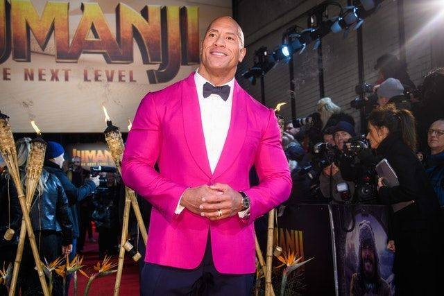 Jumanji: The Next Level, starring Dwayne Johnson, was filmed at a Blackhall Studios site. The company is looking to set up in the UK.