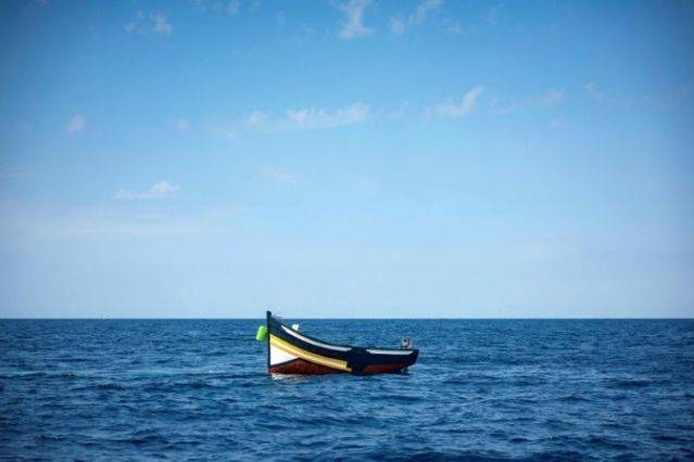 Migrants often set out on simple wooden boats for dangerous sea voyages that can cover many hundreds of miles. — AFP