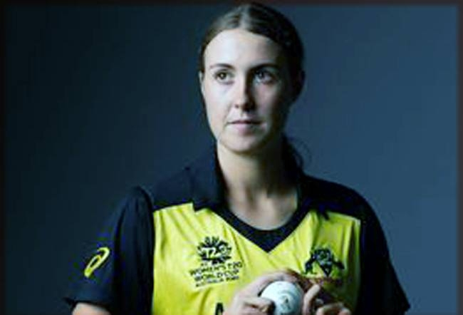 Defending champions Australia suffered a blow on the eve of the women's Twenty20 World Cup Thursday with young pace spearhead Tayla Vlaeminck ruled out of the tournament with a foot injury.