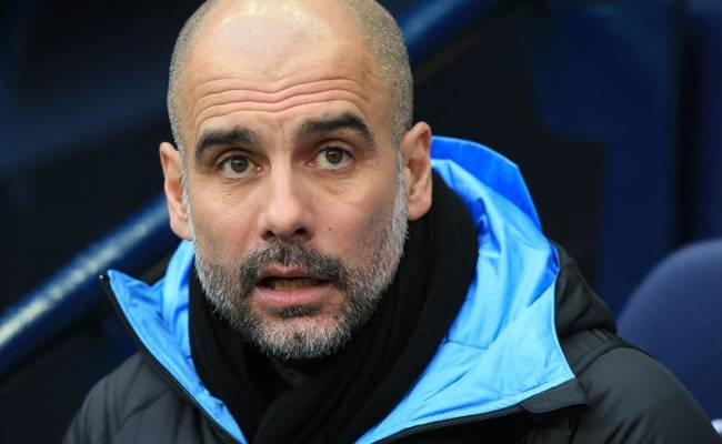 Pep Guardiola insisted on Wednesday that he will stay with Manchester City and vowed that the