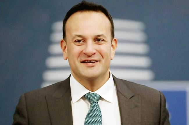 Irish Prime Minister Leo Varadkar was to resign on Thursday but stay on as interim leader, with the country's three main parties still locked in coalition talks after an inconclusive election.