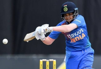 Shafali Verma is one of India's most exciting young cricketers. — AFP